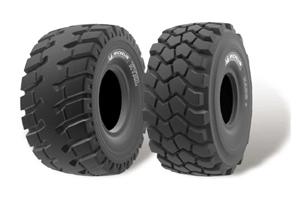 Два новых размера шины MICHELIN XADN+ 23.5R25 и 26.5R25